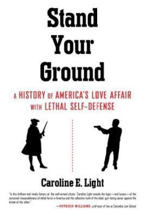 Reading books Stand Your Ground: A History of America's Love Affair with Lethal Self-Defense