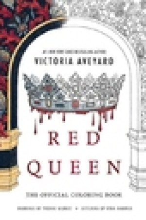 read online Red Queen: The Official Coloring Book