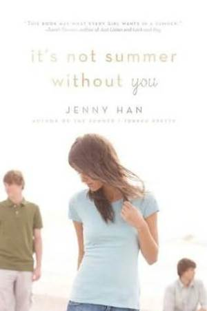 Reading books It's Not Summer Without You (Summer, #2)