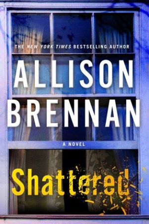 Reading books Shattered (Max Revere, #4)