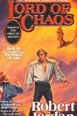 Reading books Lord of Chaos (Wheel of Time, #6)