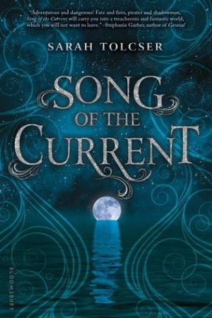 Reading books Song of the Current (Song of the Current #1)