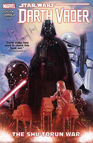 Darth Vader, Vol 3: The Shu-Torun War