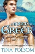Download A Touch of Greek (Out of Olympus, #1) books