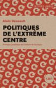 Download Politiques de l'extrme centre pdf / epub books