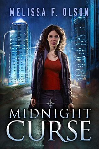 Midnight Curse (Disrupted Magic, #1)