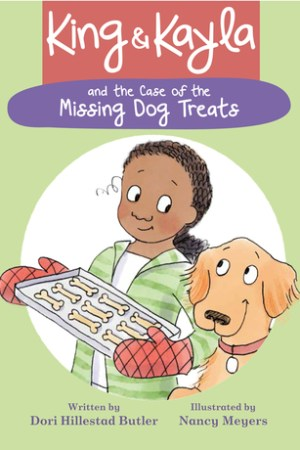 read online King & Kayla and the Case of the Missing Dog Treats