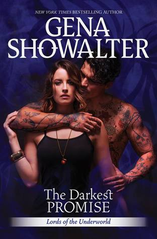 The Darkest Promise (Lords of the Underworld, #13)