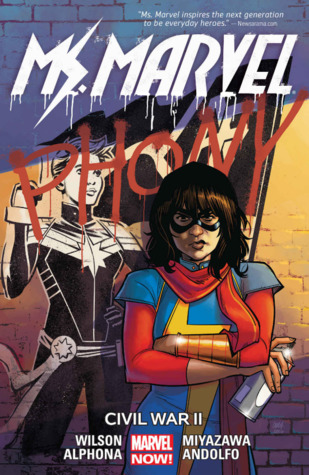 Ms. Marvel, Vol. 6: Civil War II (Ms. Marvel, Volume III & IV, #6)