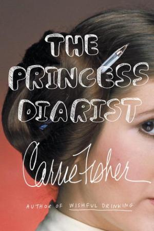 Reading books The Princess Diarist