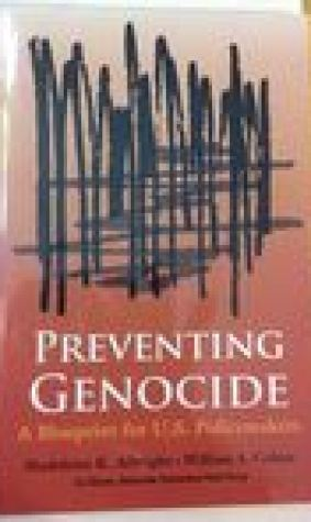 Preventing Genocide: A Blueprint for U.S. Policymakers