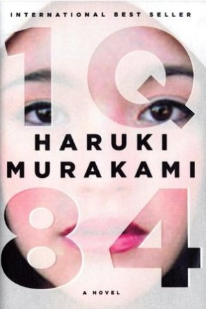 Reading books 1Q84