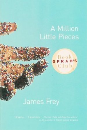 Reading books A Million Little Pieces