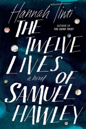Reading books The Twelve Lives of Samuel Hawley