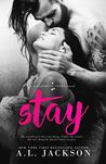 Stay (Bleeding Stars, #5)
