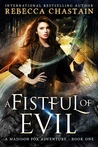 A Fistful of Evil (A Madison Fox Adventure #1)