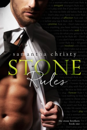Reading books Stone Rules (The Stone Brothers Book One)