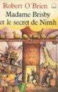 Download Madame Brisby et le secret de Nimh books
