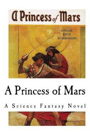 Reading books A Princess of Mars: Classic Science Fiction