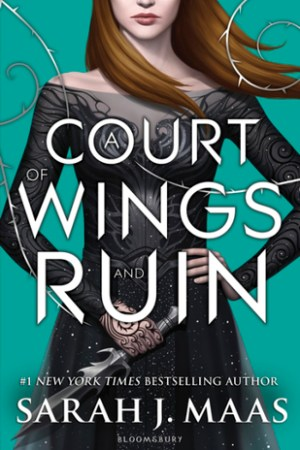 Reading books A Court of Wings and Ruin (A Court of Thorns and Roses, #3)