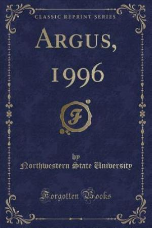 Reading books Argus, 1996 (Classic Reprint)