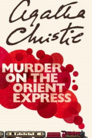 Reading books Murder on the Orient Express (Hercule Poirot, #10)