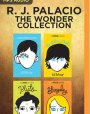 R. J. Palacio - The Wonder Collection: Wonder, The Julian Chapter, Pluto, Shingaling