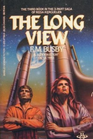Reading books The Long View (Rissa Kerguelen, #3)