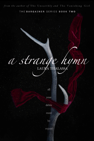 A Strange Hymn (The Bargainer, #2)