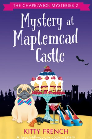 Reading books Mystery at Maplemead Castle (The Chapelwick Mysteries #2)