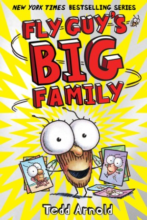 Reading books Fly Guy's Big Family (Fly Guy #17)