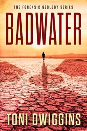 Reading books Badwater (Forensic Geology #2)