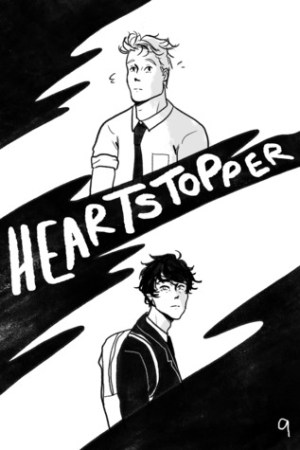 Reading books Heartstopper