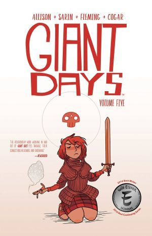 Giant Days Vol. 5 (Giant Days, #5)