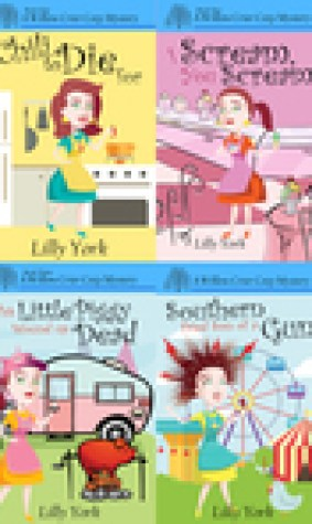 Willow Crier Cozy Mystery Set (Books 1 - 4)