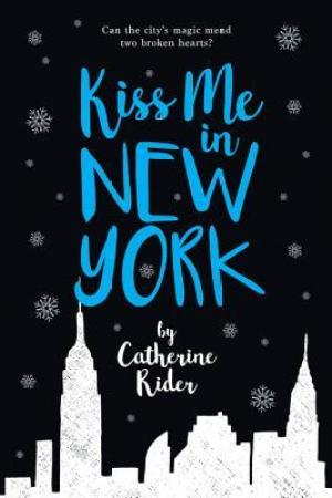 Reading books Kiss Me in New York
