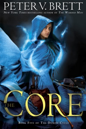 Reading books The Core (The Demon Cycle, #5)