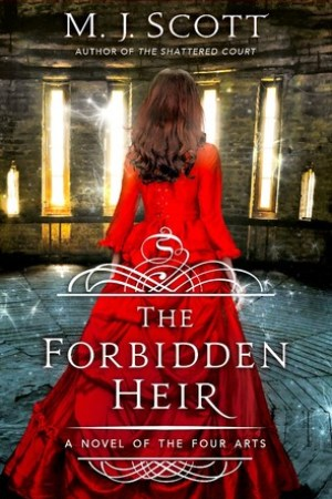 Reading books The Forbidden Heir (The Four Arts, #2)