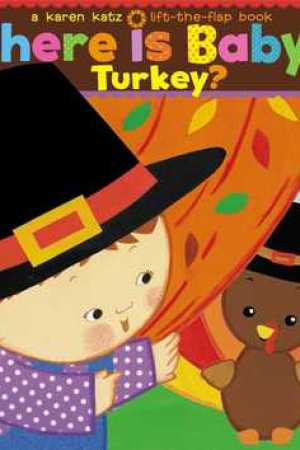 Reading books Where Is Baby's Turkey?
