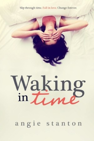 Reading books Waking in Time
