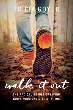 Walk It Out: The Radical Result of Living Gods Word One Step at a Time