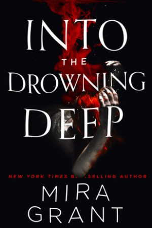 Reading books Into the Drowning Deep