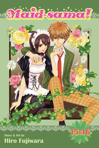 Maid-sama! (2-in-1 Edition), Vol. 8: Includes Vols. 15  16