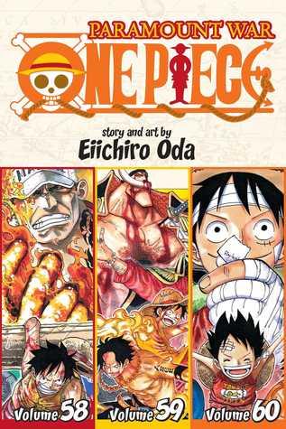 One Piece (Omnibus Edition), Vol. 20: Includes Vols. 58, 59  60
