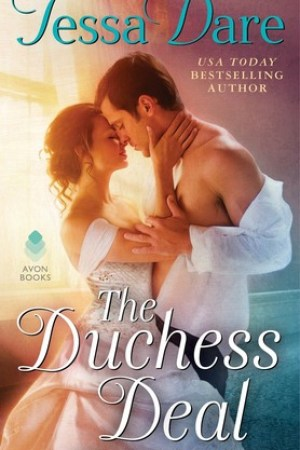 Reading books The Duchess Deal (Girl Meets Duke, #1)