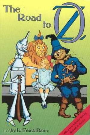 Reading books The Road to Oz (Oz, #5)