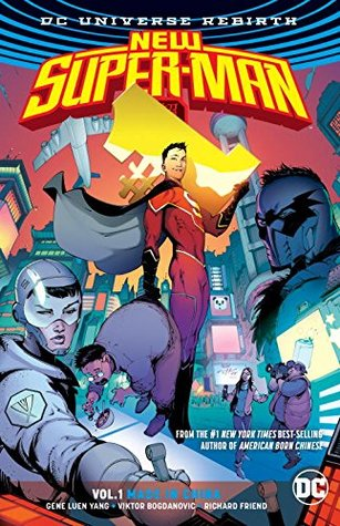New Super-Man, Volume 1: Made in China (New Super-man Rebirth, #1)
