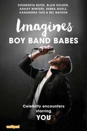 Reading books Imagines: Boy Band Babes