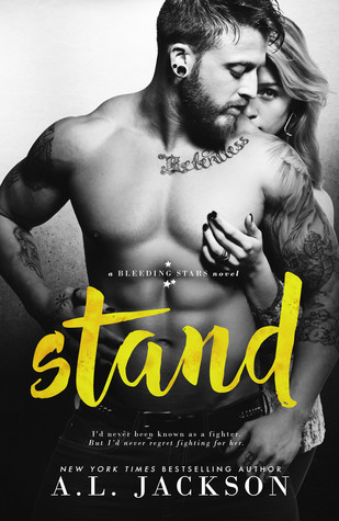Stand (Bleeding Stars, #6)