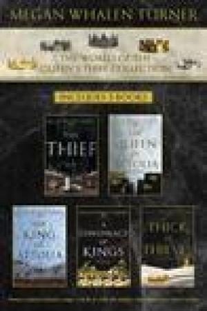 read online World of the Queen's Thief Collection: The Thief, The Queen of Attolia, The King of Attolia, A Conspiracy of Kings, Thick as Thieves